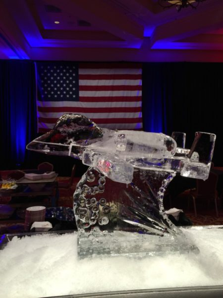 3D Ice Sculptures